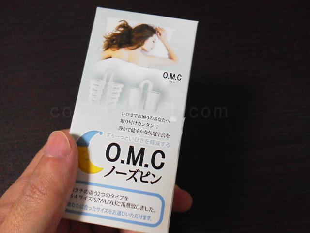O.M.C ノーズピン